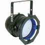 American Dj LED PAR 64 DMX RGB short black [350101]