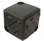 Plastov� roh na reprobox 35x35x35mm